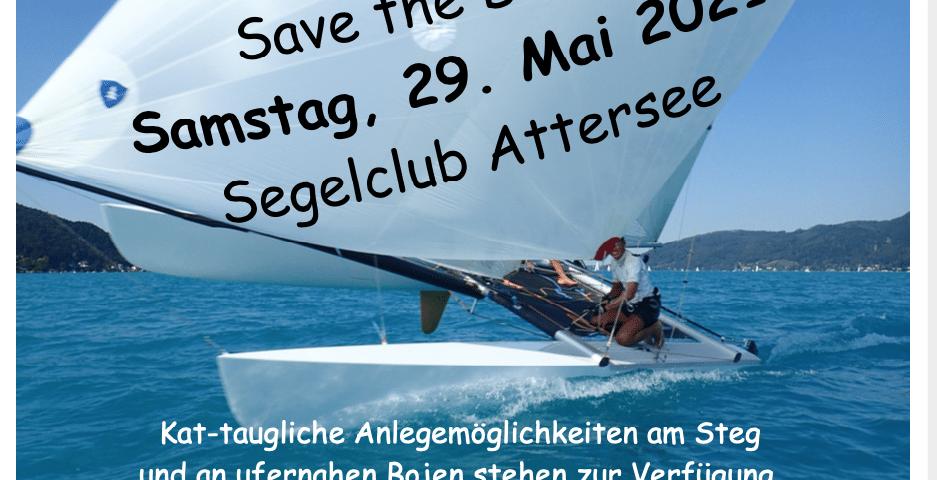 KAT Regatta im Segelclub Attersee 2021